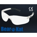 Gafas proteccion crews bearkat lente transparente MCR BK110